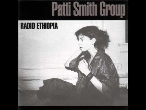 Patti smith piss