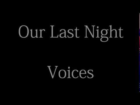last night lyrics